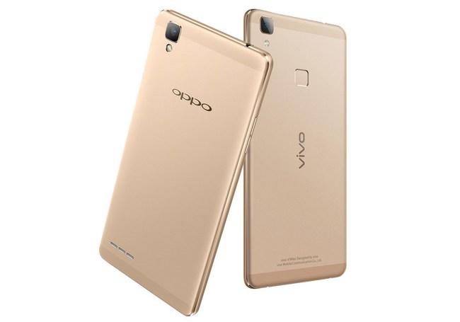 Рынок России телефонов «взорвут» два китайских бренда