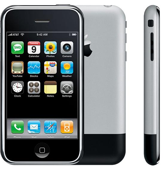 Apple сделает смартфон iPhone 8 похожим на самый первый iPhone