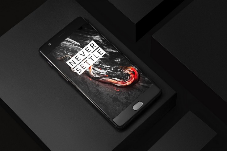 Смартфон OnePlus 3T вцвете Midnight Black представлен официально