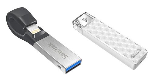 SanDisk выпустила флэш-накопители iXpand Flash Drive и iXpand Flash Drive емкостью 256 ГБ
