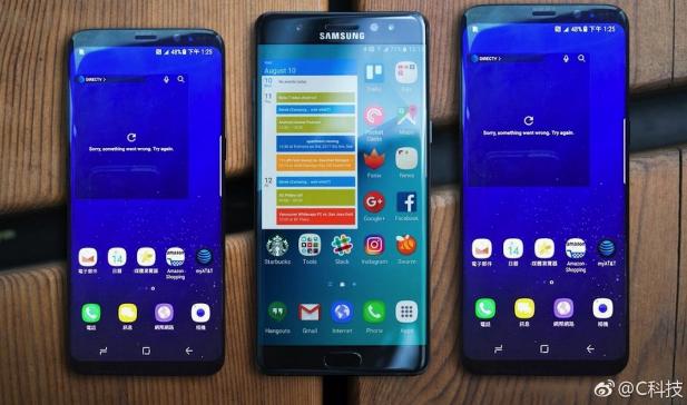 Опубликовано сравнение размеров Samsung Galaxy S8, LG G6, Google Pixel, iPhone 7 и прочих смартфонов