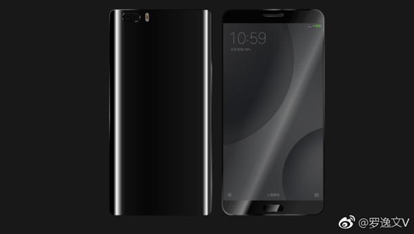 Рендеры Xiaomi Mi6 слили вСеть