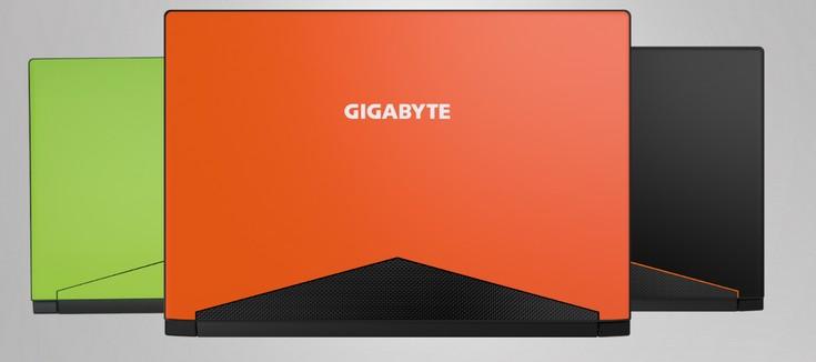 Ноутбук Gigabyte Aero 15 получил GeForce GTX 1060