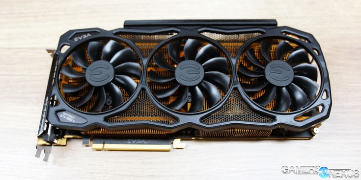 EVGA гарантирует, что GPU видеокарт GeForce GTX 1080 Ti Kingpin сможет работать на частотах 2025 МГц и выше