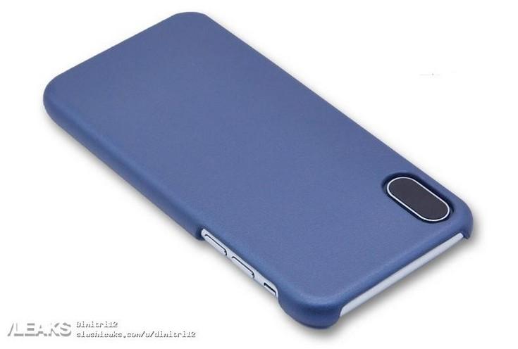 Дизайн смартфона iPhone 8 подтверждается изображениями чехла