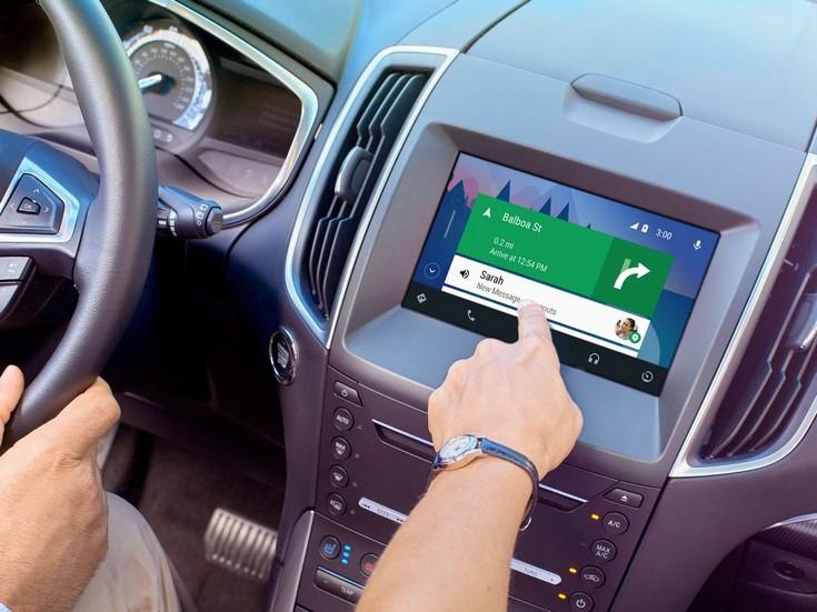 Систему Ford Sync 3 можно обновить «по воздуху»