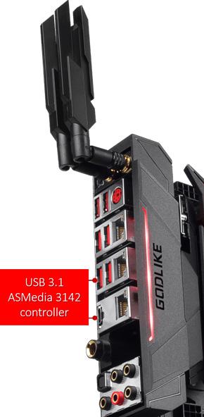 MSI Z270 Godlike Gaming – флагманская материнская плата MSI на базе чипсета Intel Z270