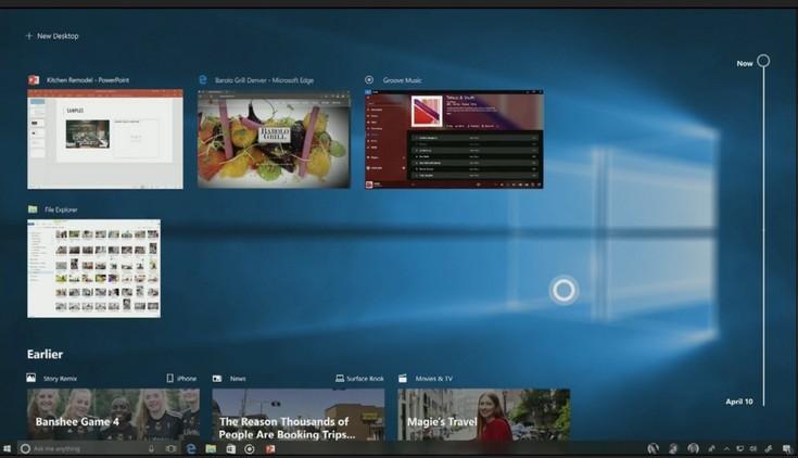 Microsoft рассказала о новшествах, которые придут вместе с обновлением Fall Creators Update в этом году