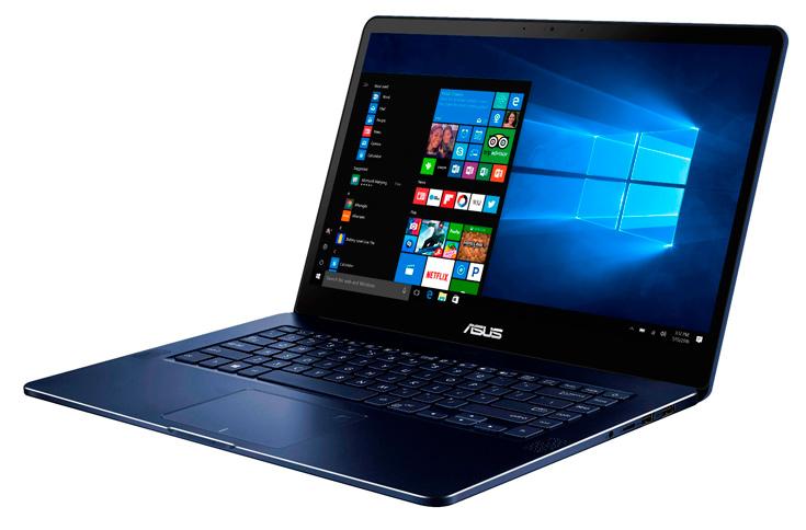 Ноутбук Asus ZenBook Pro UX550