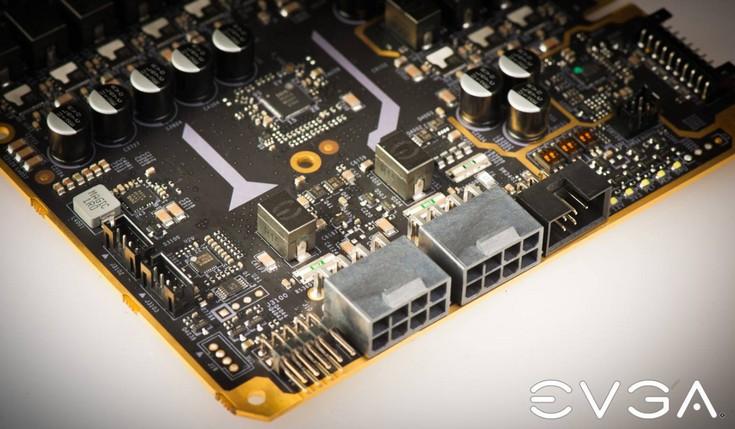 EVGA хвастается изображением 3D-карты GeForce GTX 1080 Ti Kingpin Edition