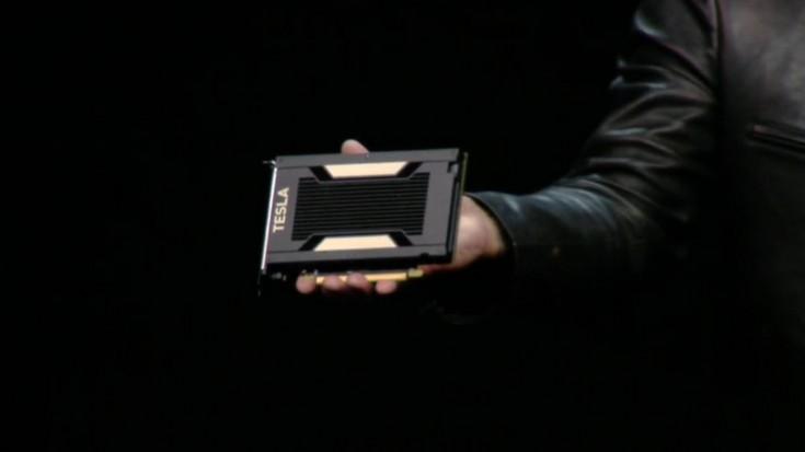 Pascal уже нетоп: Nvidia показала новейшую архитектуру GPU Volta