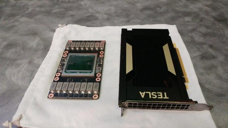 NVIDIA анонсирует Tesla V100 Volta