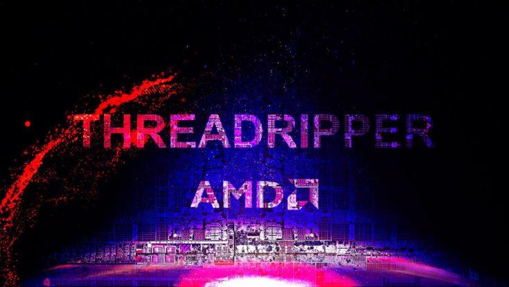 16-ядерные настольные процессоры AMD ThreadRipper для платформы Whitehaven будут иметь много общего с серверными CPU Naples