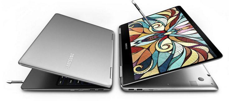 Старшая версия ноутбука Samsung Notebook 9 Pro получила видеокарту Radeon 540