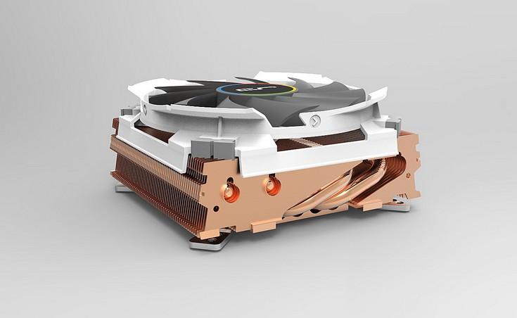 Cryorig показала процессорный охладитель R5 и линейку Cryorig Cu, в которую войдут обновлённые модели с медными радиаторами