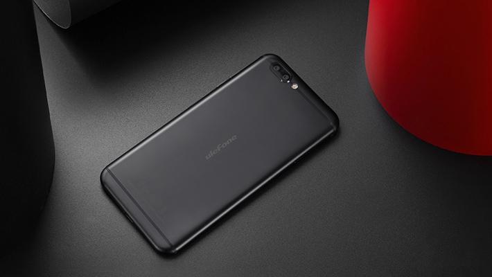 Сдвоенные камеры Ulefone Gemini Pro основаны на датчиках Sony