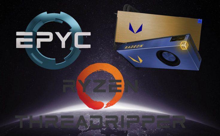 AMD зарегистрировала товарные знаки Kyzen, Aragon, Pharos, Promethean, Zenso и CoreAmp