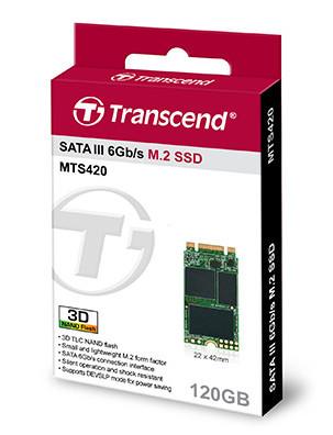 Transcend MTS420