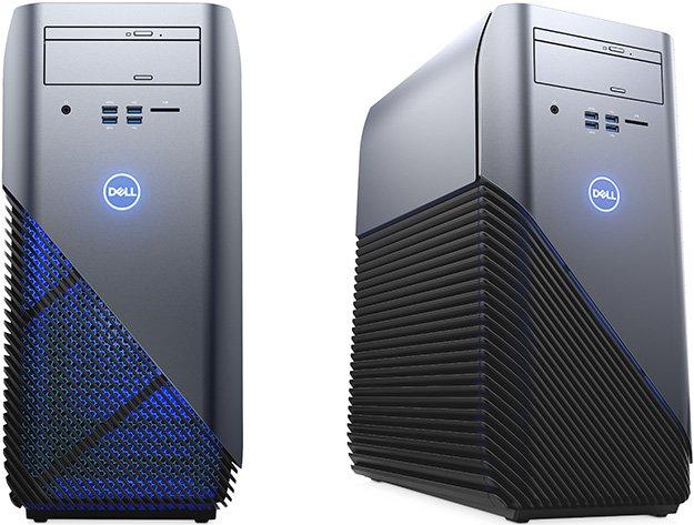 Dell представила два новых ПК, оснащённых процессорами AMD Ryzen