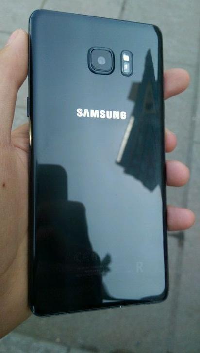 Восстановленные смартфоны Samsung Galaxy Note7 получили особую метку на корпусе