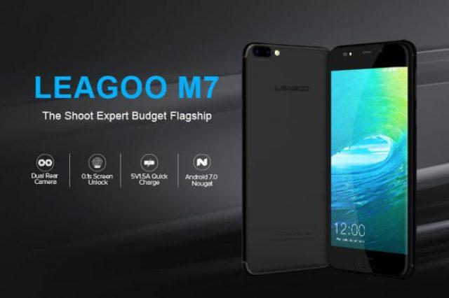 Leagoo M7 копирует смартфон iPhone 7 Plus только внешне при цене