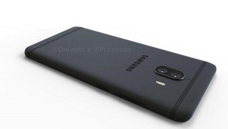 Самсунг Galaxy C10 показался нарендерах ивидео