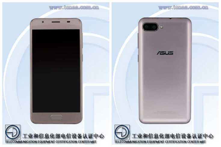 Asus готовится представить бюджетный смартфон со сдвоенной камерой