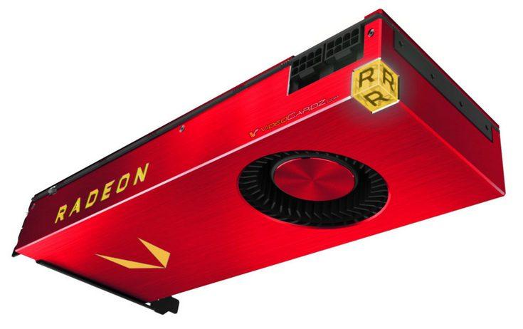 Radeon RX Vega будет представлена на Computex