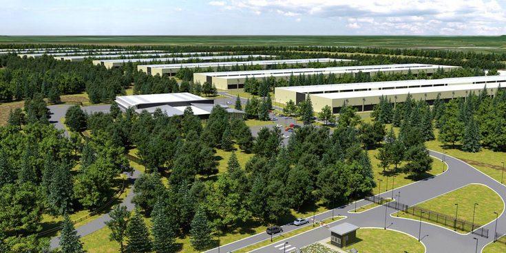 Apple вложит в расширение ЦОД в Рино 1 млрд долларов