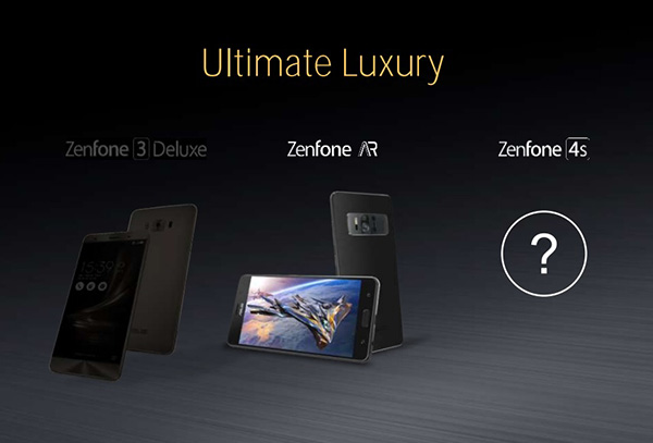 Asus проговорилась о Zenfone 4 Max, Zenfone 4 и Zenfone 4S