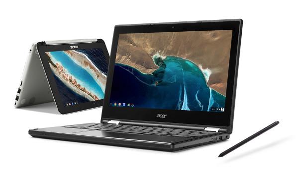 Acer отмечает хороший рост продаж хромбуков, причём не только в США