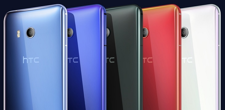 Известно, что на 2018 год запланирован выпуск флагманской модели, которая, скорее всего, будет называться HTC U12