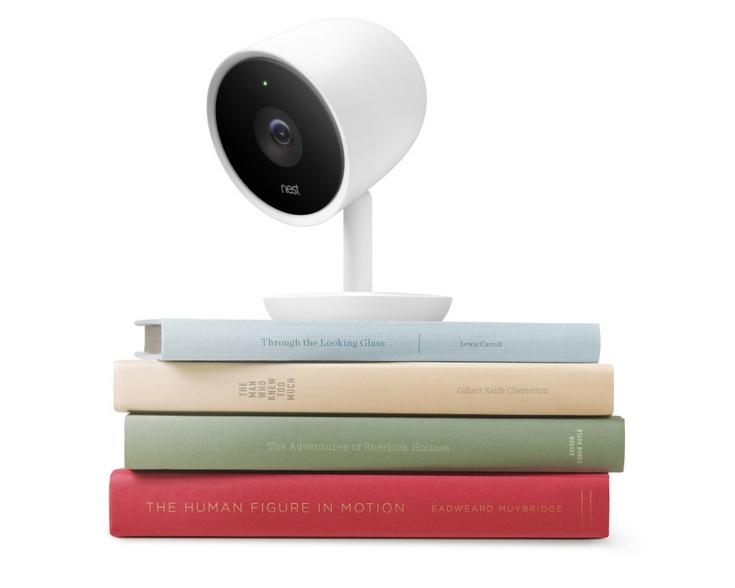 Камера Nest Cam IQ