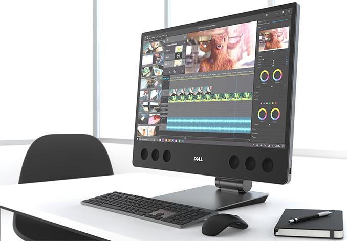 Dell обновила моноблок XPS 27, оснастив его современными CPU и видеокартой Radeon RX 570