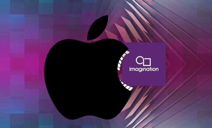 Imagination начинает «процедуру разрешения спора» с Apple
