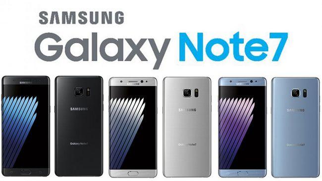 Samsung выпустит «белую книгу», в деталях описывающую историю Samsung Galaxy Note7