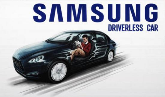 Самсунг получила разрешение натестирование беспилотных авто