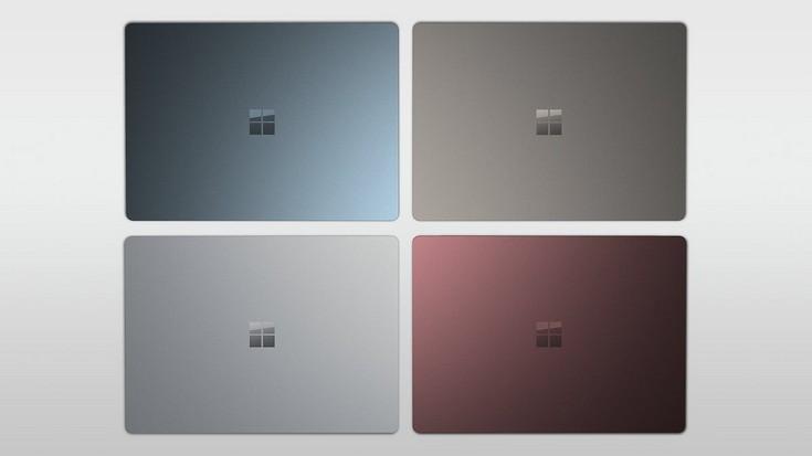 Microsoft представила обновленную версию Windows 10 иновый ноутбук