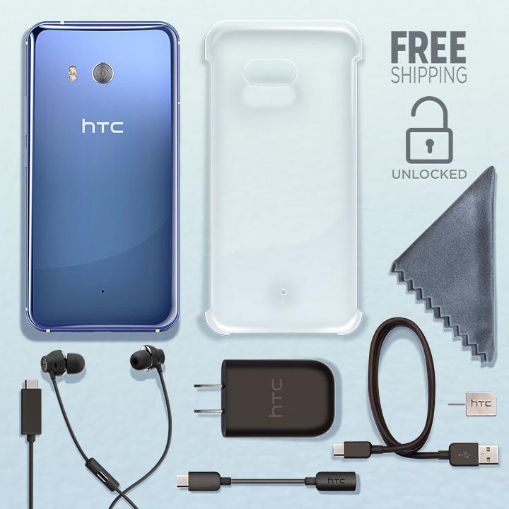 Cмартфон HTC U11