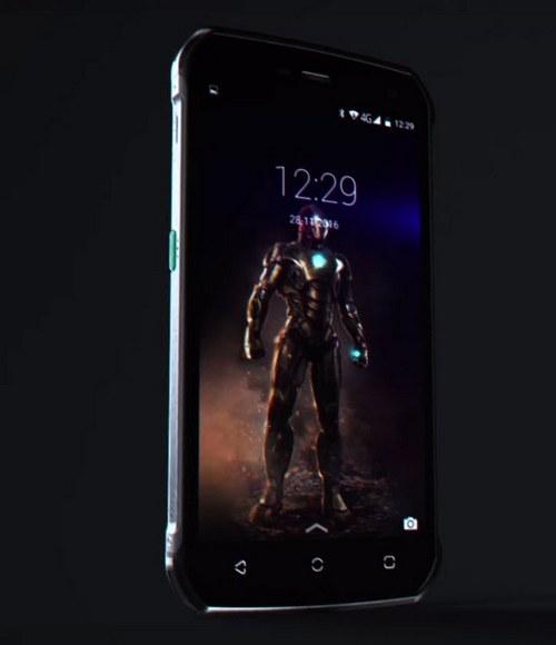 Производитель называет Vernee Active лучшим защищенным смартфоном на рынке
