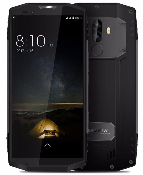 Смартфон Blackview BV9000 Pro заполучил вытянутый дисплей