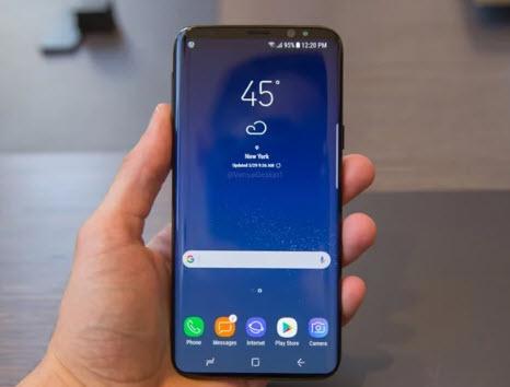 Самсунг: Замедленная съемка является более любопытной функцией Galaxy S9
