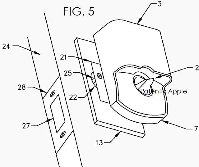 По мнению истца, компания Apple нарушила патент №7373795, выданный ему американским патентным бюро в 2008 году