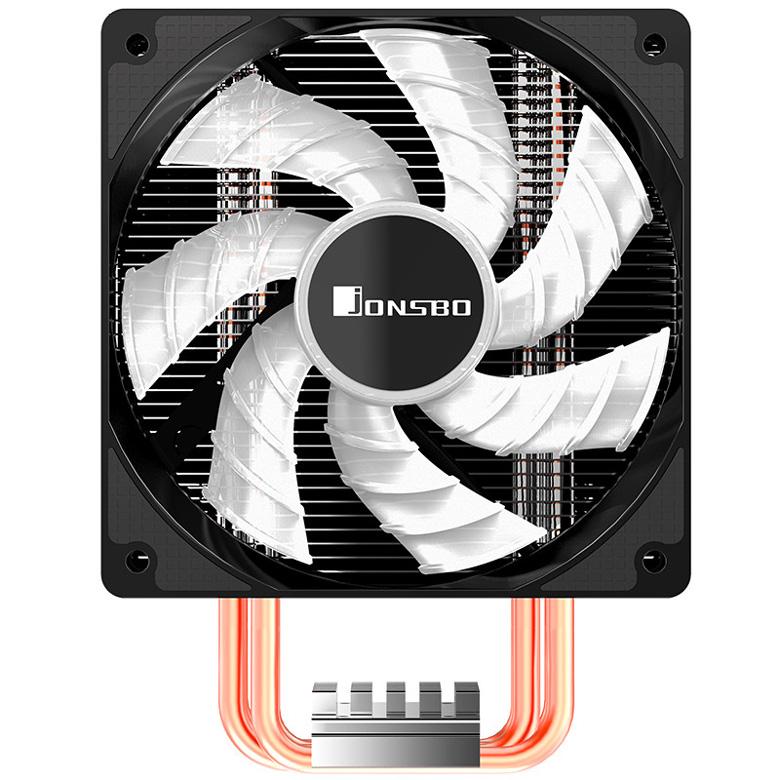Jonsbo анонсировала процессорный кулер CR-601 RGB