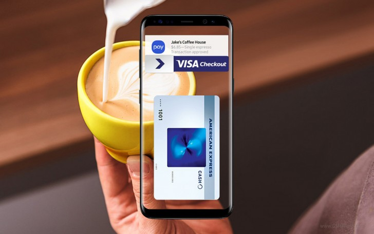 Индия за полтора месяца увеличила количество пользователей Samsung Pay на миллион