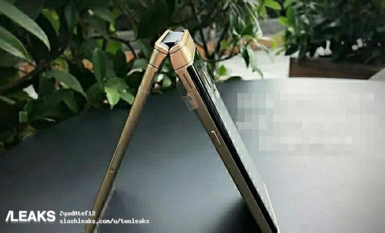 Анонс Samsung W2018 ожидается 1 декабря