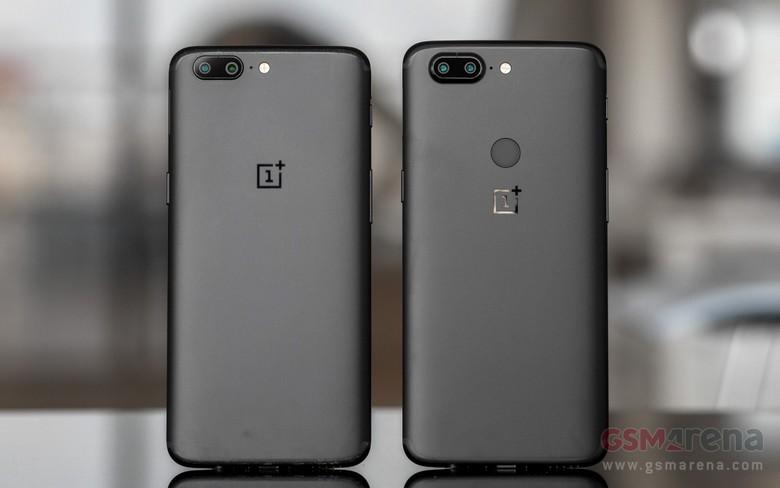 Смартфон OnePlus 5T всё-таки оказался немного дороже предшественника
