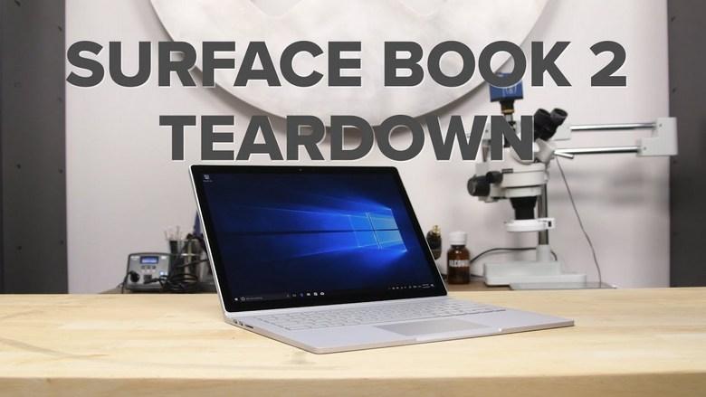 Microsoft Surface Book 2 появился впродаже