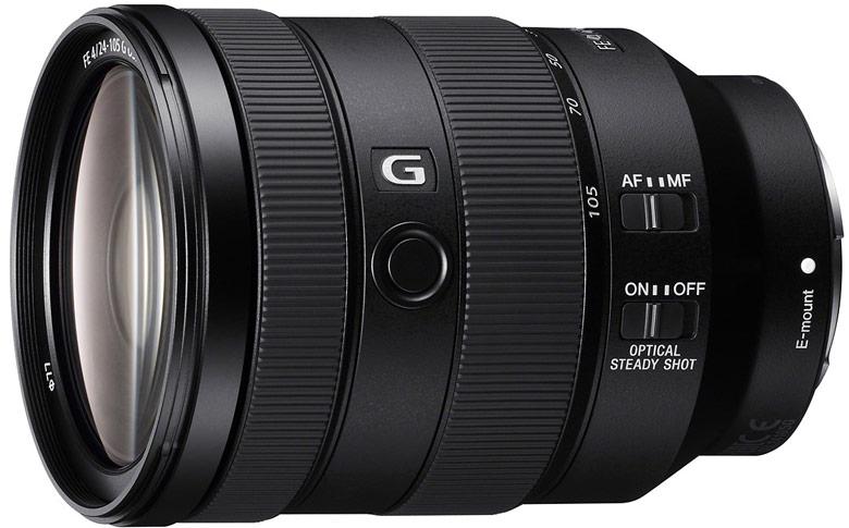 В продаже объектив Sony FE 24-105mm F4 G OSS должен появиться в ноябре по цене около 1350 евро