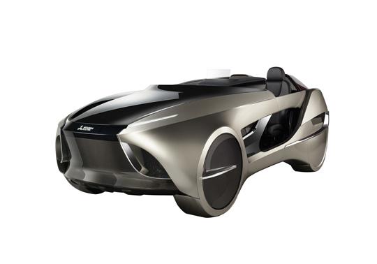 Митцубиси покажет концептуальный автомобиль стехнологией дополненной реальности